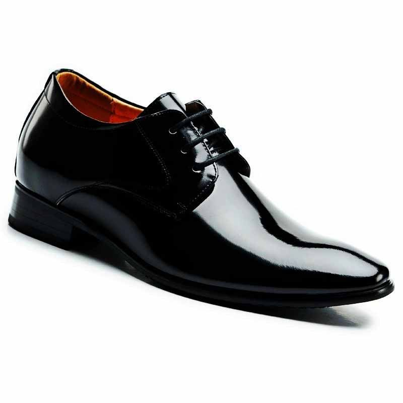 Comfortable Add Height Shoe High Quality Leather Men S Elevator Business Dress Increasing 7cm