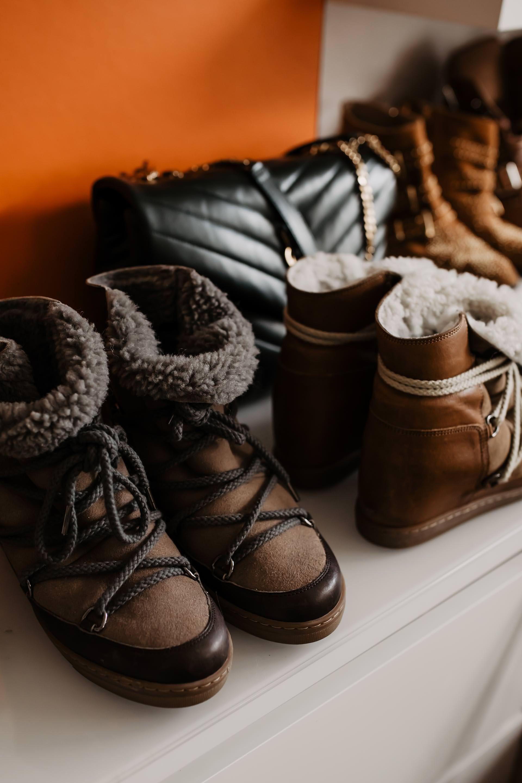Die besten Schuhe für kalte Tage: Isabel Marant Nowles Boots