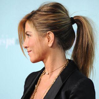 35+ Jolie coiffure queue de cheval des idees