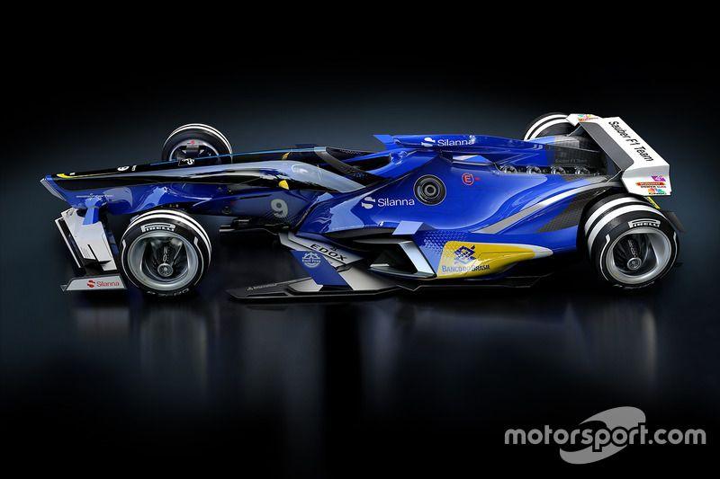 Sauber F1 Team Gp Cars Concept Cars Futuristic Cars