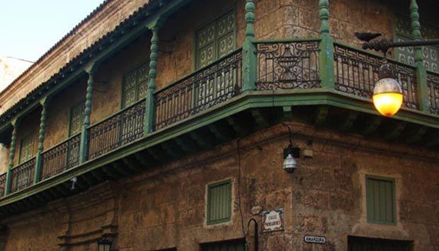 Museo Nacional de la Cerámica Artistica Cubana, La Habana Vieja, Cuba