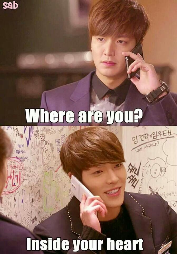 The Heirs. ...