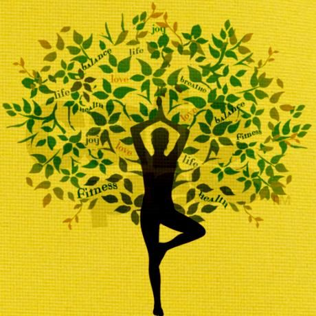 My Fav Yoga Position Tree Pose Fitness Whipped Into Shape