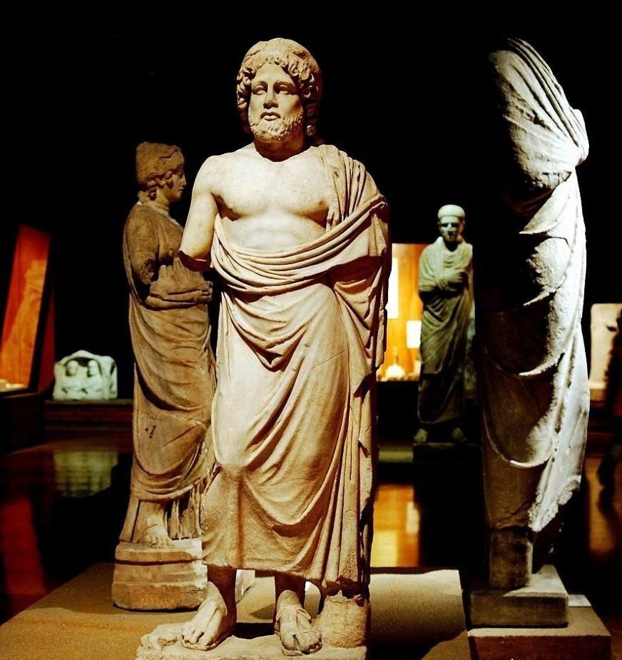 Denizli Hierapolis Arkeoloji Müzesi-Müzeler - Go Turkey Türkiye Resmi Turizm Portalı