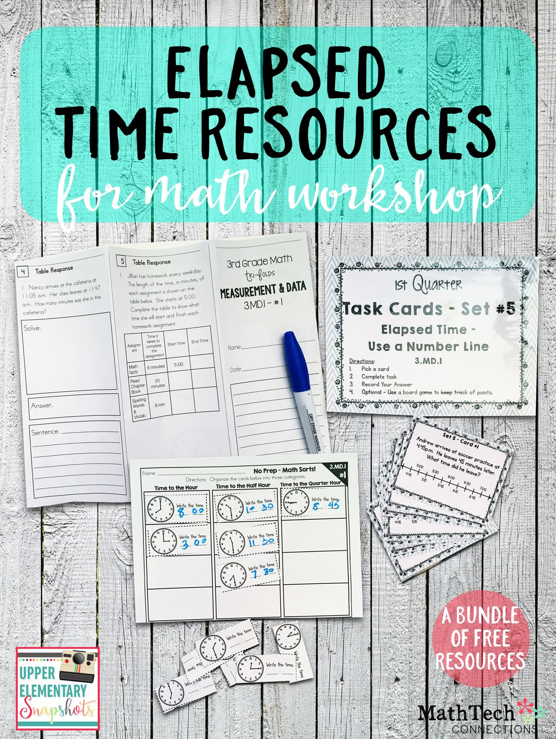 Elapsed Time Strategies Activities Amp Online Resources