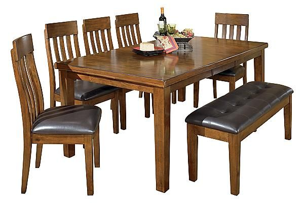 The Ralene Extension Dining Table From Ashley Furniture HomeStore AFHS With