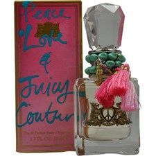 Juicy Couture Peace Love & Juicy Couture Eau De Parfum 50ml
