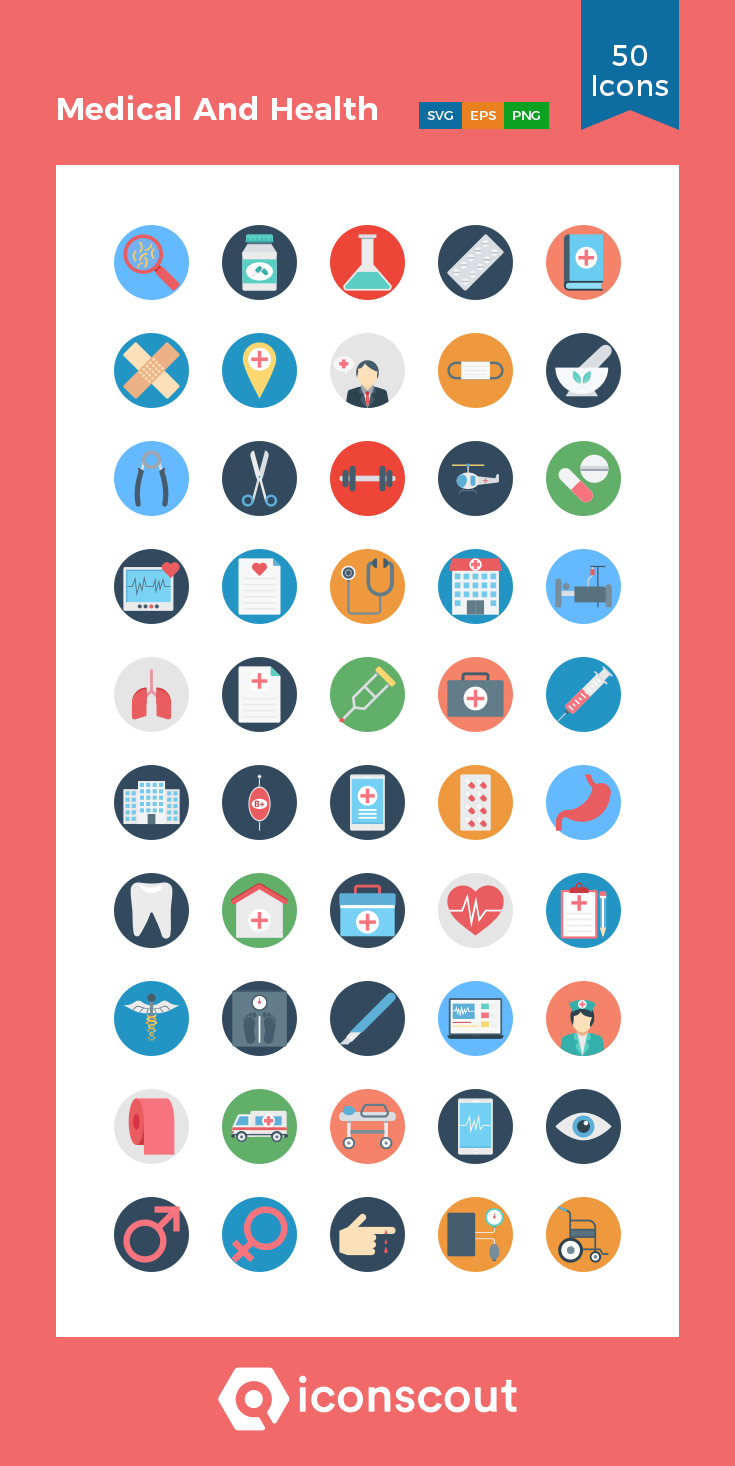 Download Medical And Health Icon Pack Available In Svg Png Eps Ai Icon Fonts Health Icon Icon Pack Medical
