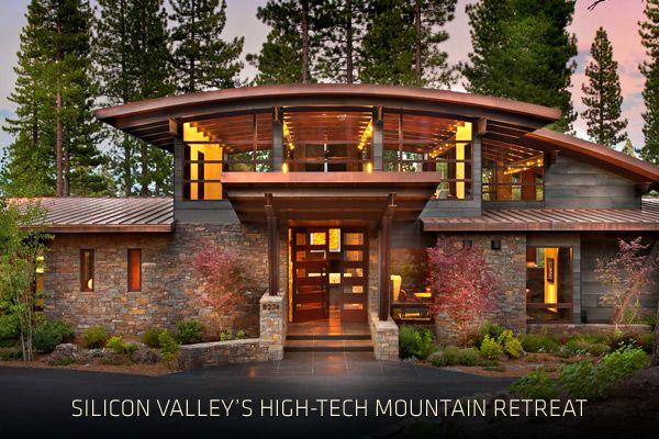 Silicon Valley's High Tech Mountain Retreat