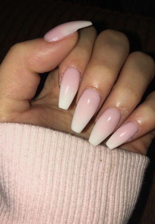 ριntєrєѕt: @αlrєadуtαkєnxσ♡ | Nαιlѕ ✨ | Pinterest | Pink white ...