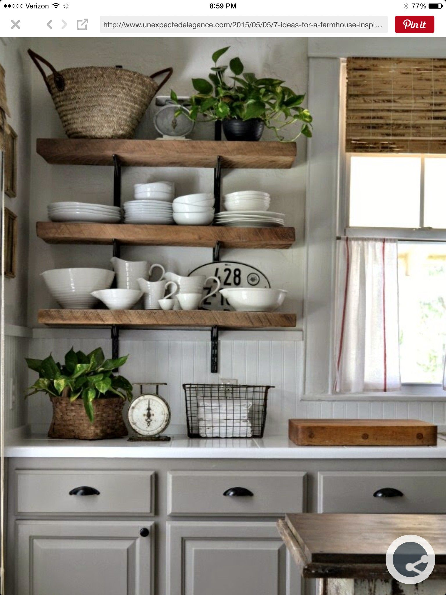 unique farmhouse kitchen open shelving the most incredible as well as attractive farmhouse on farmhouse kitchen open shelves id=64899