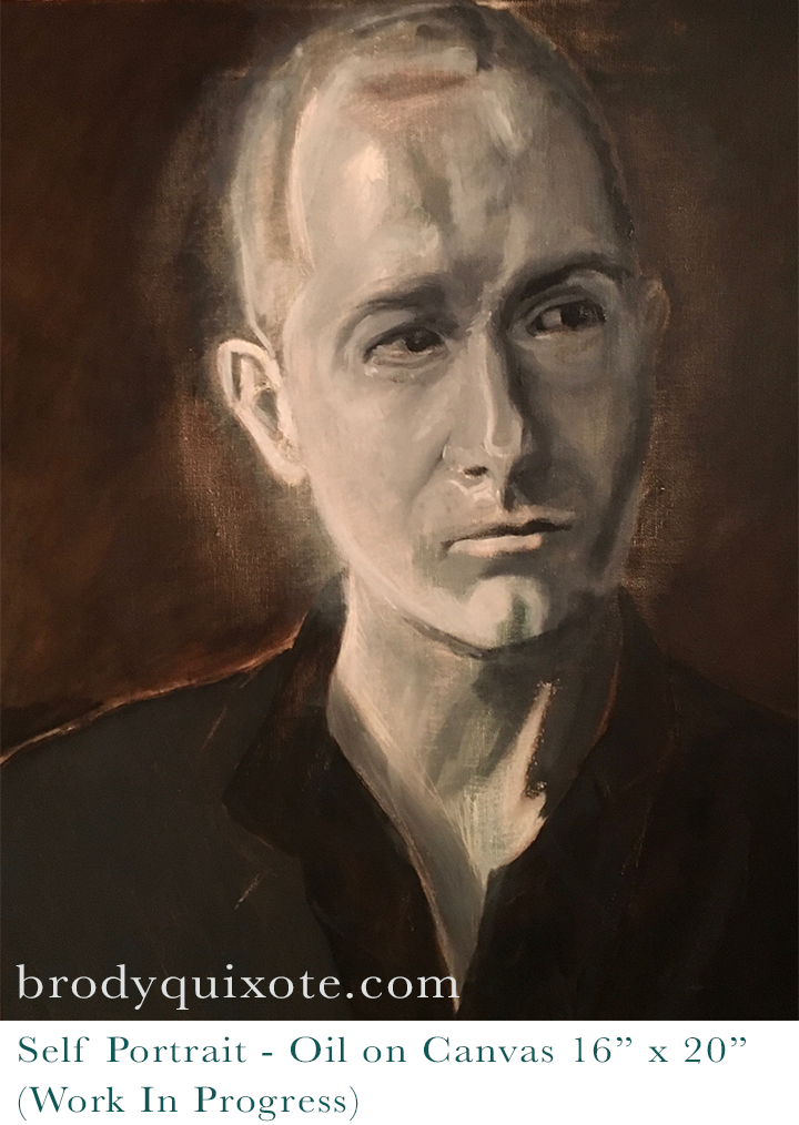 Work in progress. Paloorie's and Portraits! http://www.brodyquixote.com/blog/the-art-of-frustration