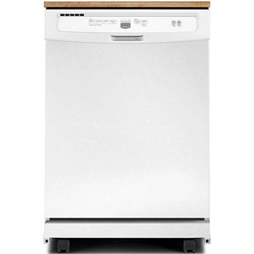 Maytag Jetclean Plus Series Mdc4809aww 24 Portable Dishwasher