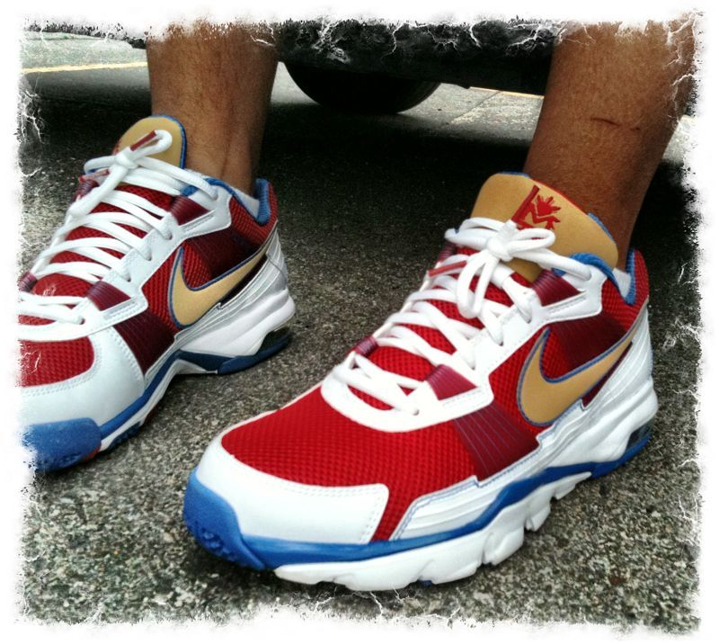 promo code 2dc8a b9ebf 2010 Manny Pacquiao Nike Trainer SC Low