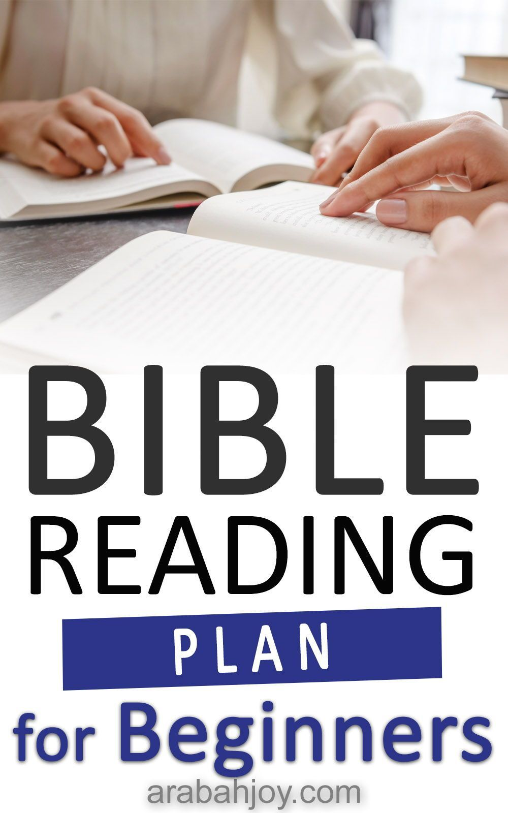 How to study the bible for beginners arabah in 2020