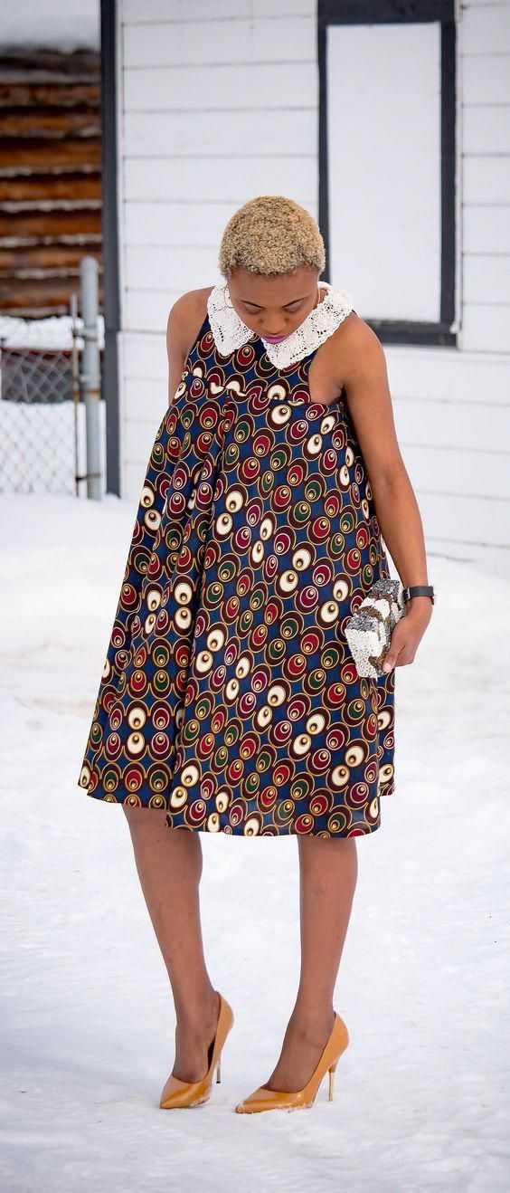 Beautiful african ankara gown styles for pregnant women ...