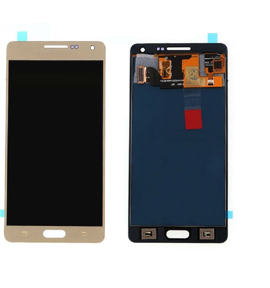 Lcd Display Touch Screen Digitizer Assembly For Samsung Galaxy A5 2015 Gold Mobivent Lcd Touch Screen Samsung Galaxy