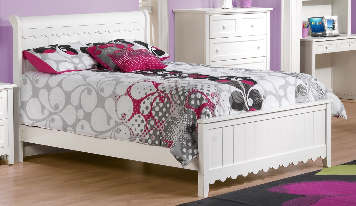 Sweetdreams Kids Furniture Twin Bed Leon's (With images