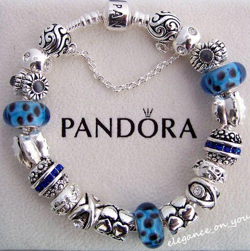 Authentic Pandora Bracelet Ebay