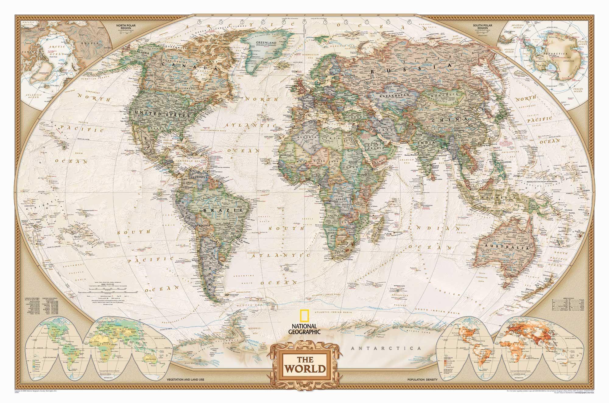 Mapamundi Itszozosworld
