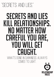 Bildresultat För Quotes About Truth And Lies In Relationships Best