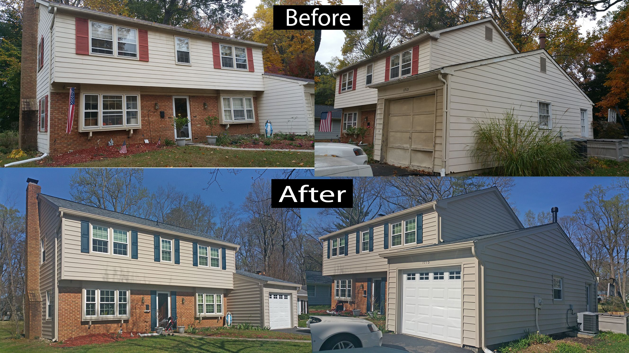 Best Complete Top To Bottom Makeover Owens Corning Duration 400 x 300