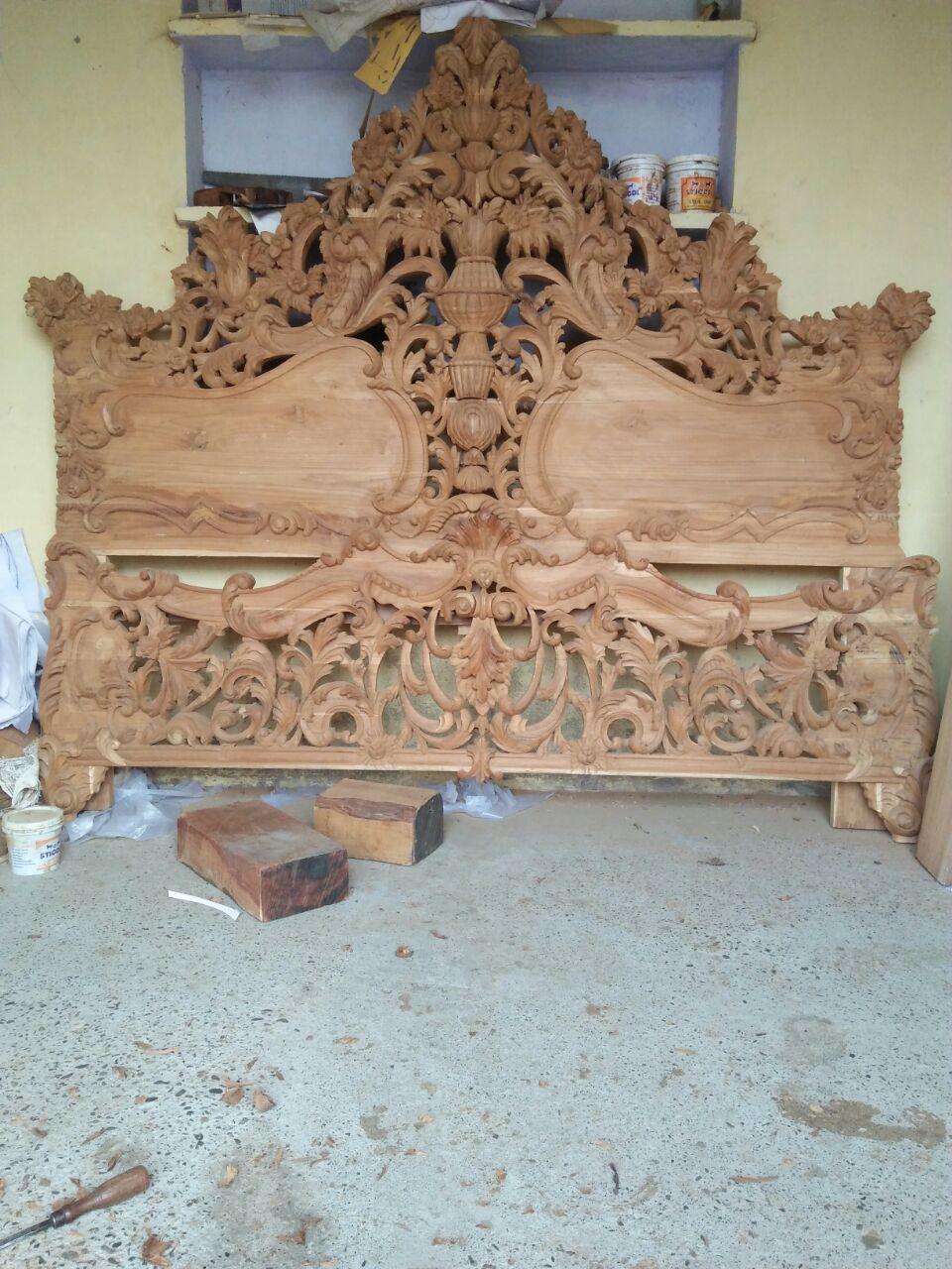 Mbk Wood Carving Works 08033016296 In Hyderabad India Wood Bed Design Door Design Wood Carved Furniture
