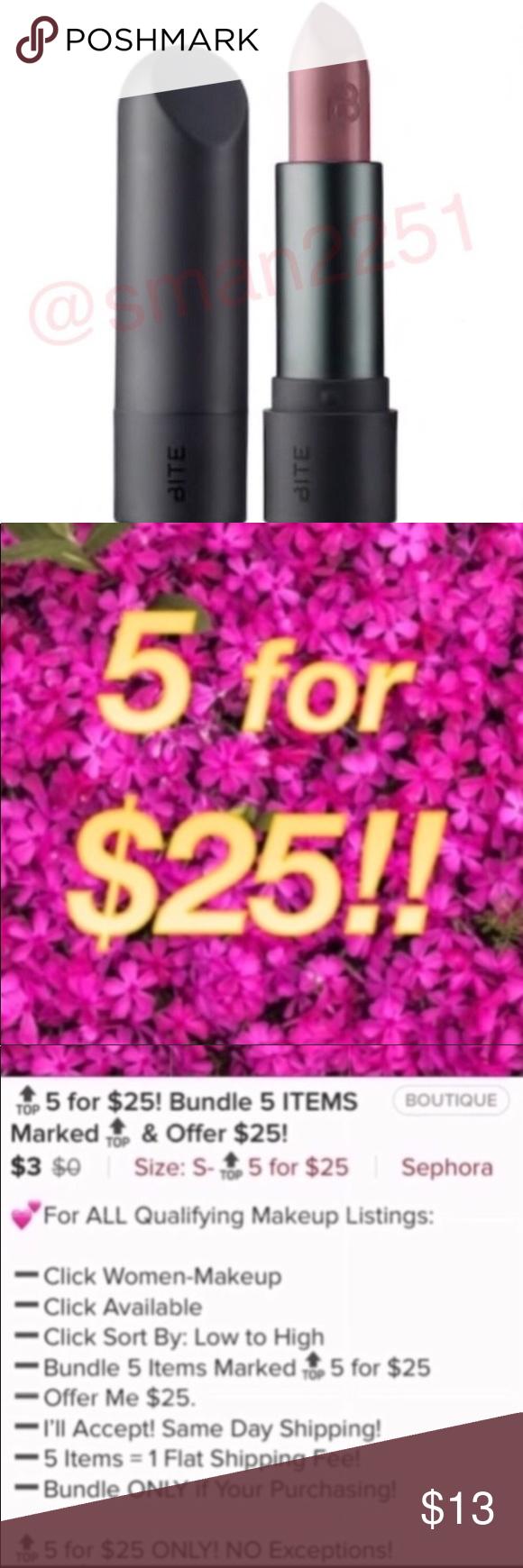 Photo of ?5 for $25?Bite Beauty Amuse Bouche Lipstick NEW ?5 for $25?Bite Bea…