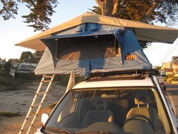 Tepui Ayer -  Little Giant  - Price $725 Tepui Tents is introducing the new & Tepui Ayer -