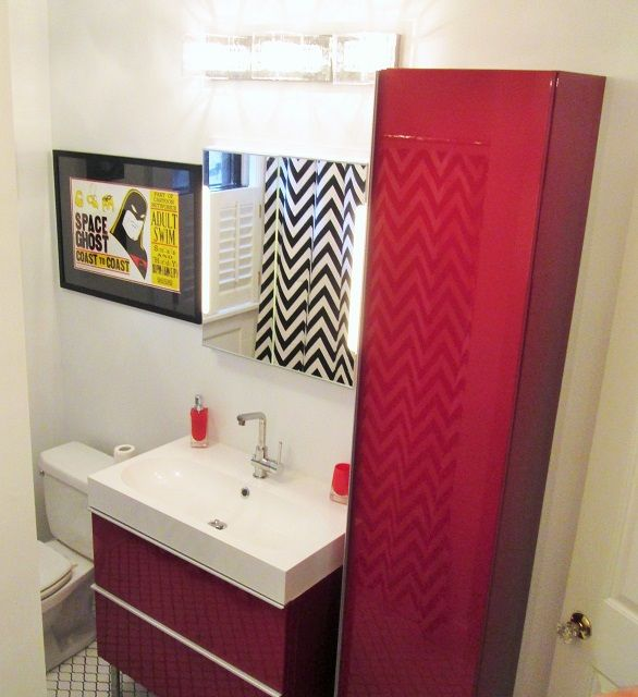 Small Bathroom Renovation By Atlanta General Contractor Penn Carpentry # Bathroom #renovation