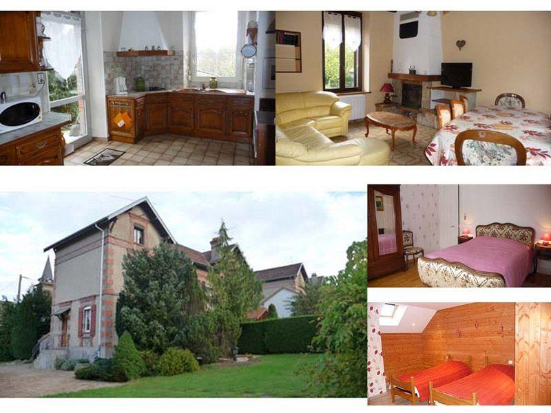 Gîte avec piscine intérieure à Portieux dans les Vosges Le site web