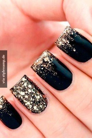 Funkelnde Ngel Schne Ngel Pinterest Nails Inspiration