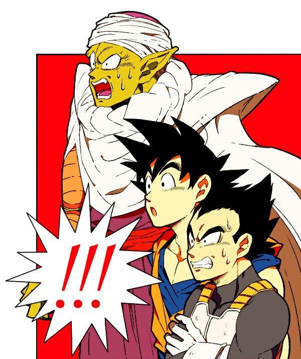 Dragon Ball Piccolo Goku Vegeta Dragon Ball Z Drago