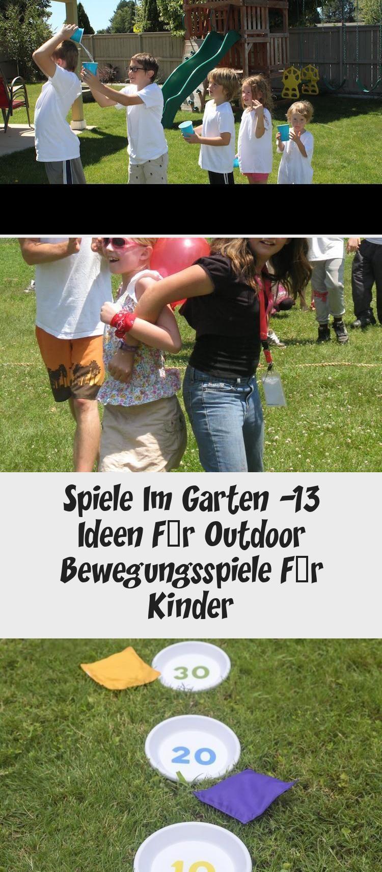 Spiele Im Garten 13 Ideen Für Outdoor Bewegungsspiele Für Kinder Sandkasten Gartengestaltung Games Kinderspielpla Spiele Im Garten Outdoor Bewegungsspiele