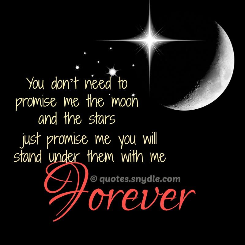 I Love You Quotes Cute: I Love You More Than All The Stars In The Sky