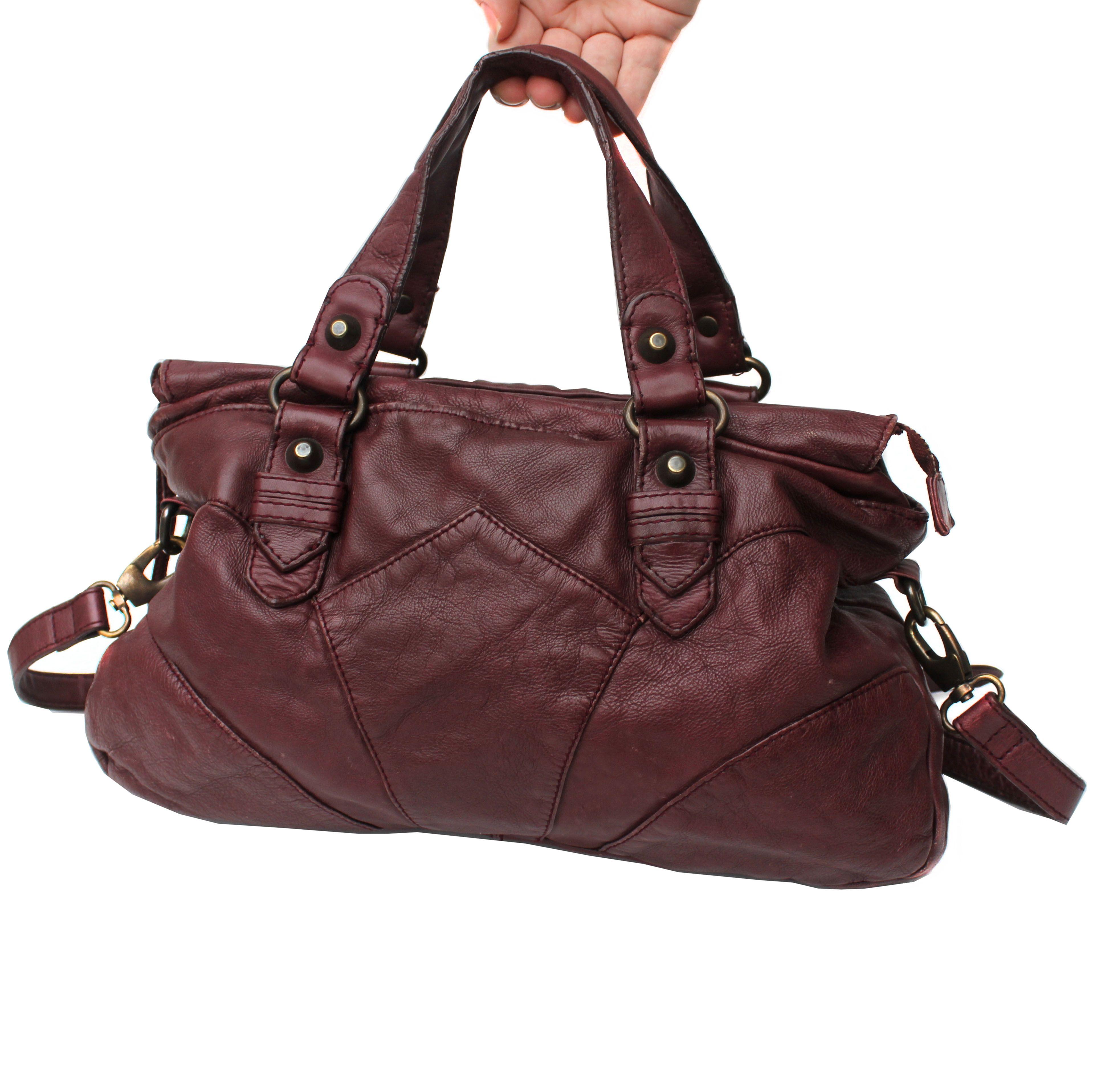 Pre-owned - Leather handbag Zadig & Voltaire CjrIPgAk5