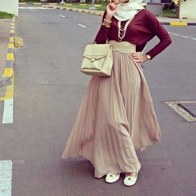 Célèbre femme voilée moderne - Recherche Google | Hijab lookbook | Pinterest PN45