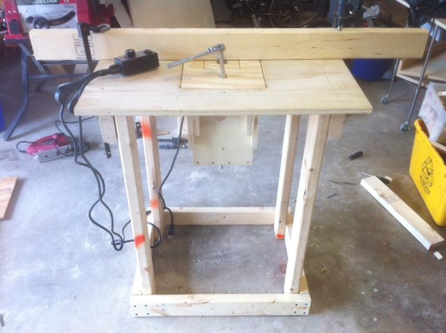I am in the process of building a stand for my homemade router table i am in the process of building a stand for my homemade router table i keyboard keysfo Choice Image
