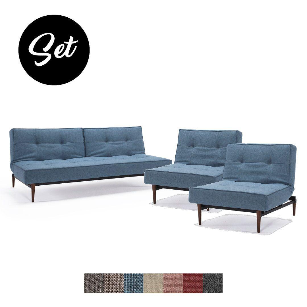 Innovation Couch Set Splitback Sofa Outdoor Sofa Danisches Sofa