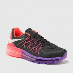 Nike - Women's Air Max 2015 (Black | White)