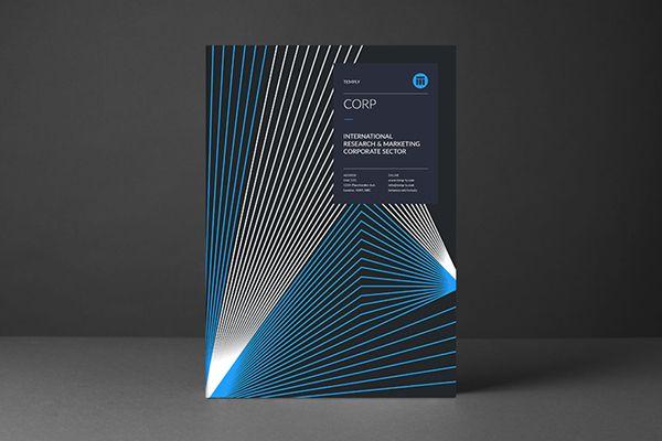 Corporate Brochure on Behance