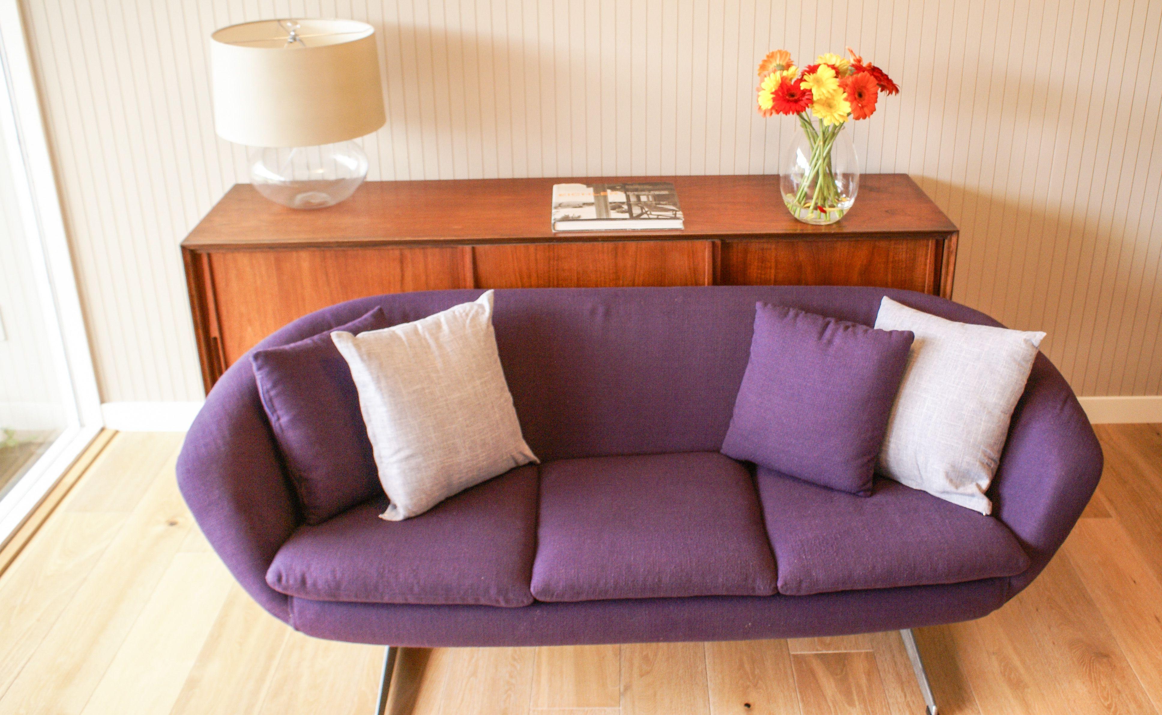 Wunderbar Mitte Des Jahrhunderts Modernes Sofa, Polyvore