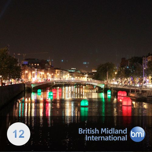 This is image 12 of the #bmipinterestlottery, our Repin to win competition! In order to be in with a chance of winning bmi flights to any destination on our network, visit our Pinterest boards or http://bmisocialplanet.tumblr.com and repin any of our 54 destination photos (only your first six entries will be counted). To book flights to vibrant Dublin, visit us at http://www.flybmi.com/bmi/flights/dublin.aspx