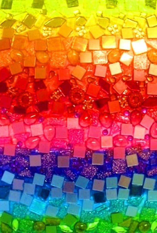 Rainbow colours - | I ♥ RAINBOWZ | Rainbow colors, Rainbow ...