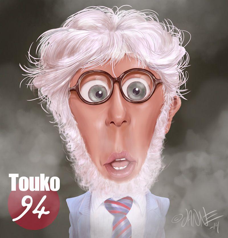 Tupruttaa tupruttaa. Touko Puuppanen eduskuntaan!! #putous #akuhirviniemi #karikatyyri #caricature #sketsihahmo #hirviniemi