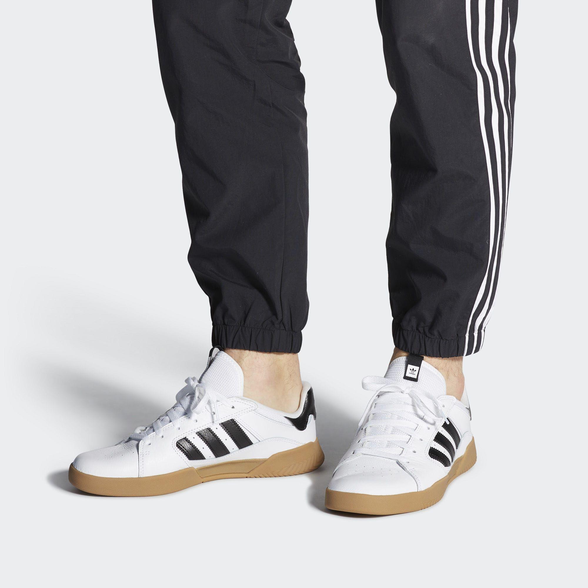 Adidas Originals Sneaker Vrx Low Herren Schwarz Weiss Grosse 49 49 5