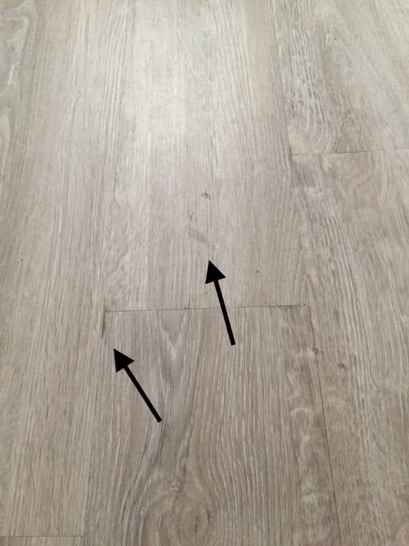 luxury vinyl tile floating vs glue