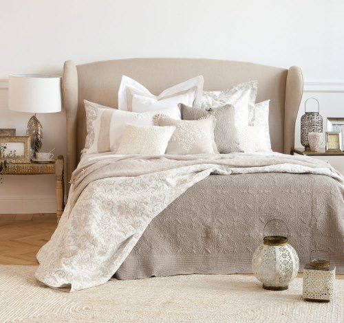 Ropa de cama de zara home oto o invierno 2014 2015 for Zara home bedroom ideas