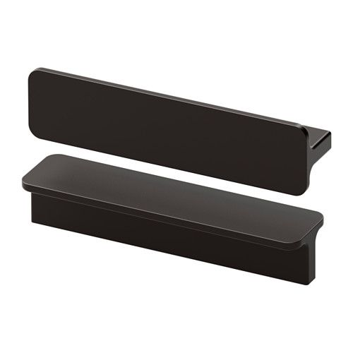 Ikea Griffe hackås handle anthracite kitchens modern and hardware
