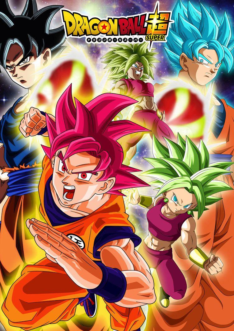 Goku Vs Kefla by NARUTO999-BY-ROKER | Anime, Dragon ball